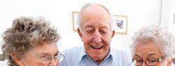 Чем старше — тем… оптимистичнее