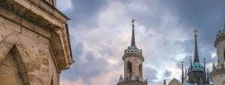 Жуковский – город инженерной мысли и готика эпохи Просвещения