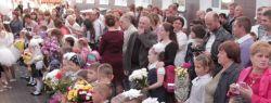 Новая школа в ЖК «Алексеевская роща» встретила первых учеников