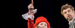 Мюзикл «Пеппи Длинныйчулок» на сценах Театра «Русская песня» и  «Московского мюзик-холла»