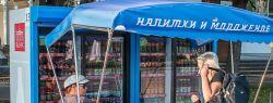Новый формат круглогодичной уличной торговли предлагает предпринимателям Москва