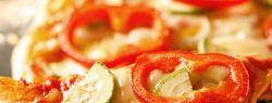 Пицца овощная (фоторецепт)