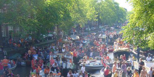 День королевы в Нидерландах 2010 (фото, видео)