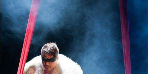 На премьеру спектакля «Козья морда» приглашают продюсерская компания Glorium Impression и Вадим Демчог