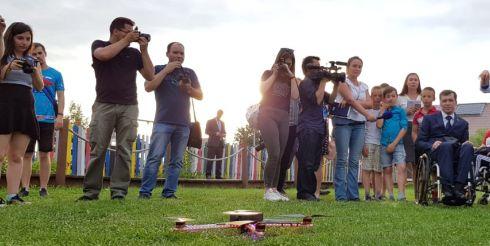 Специалисты Школы дронов МАИ учат управлять беспилотником