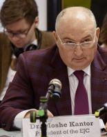 Вячеслав Моше Кантор: еврейские общины по всему миру живут в страхе и не чувствуют себя в безопасности