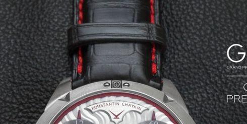 Концептуальные российские часы с Джокером вошли в финал женевского Гран-при «Часы года» 2018