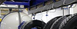 Восстановленные шины KAMARETREAD показали хорошее сцепление в условиях гололеда и мокрого снега