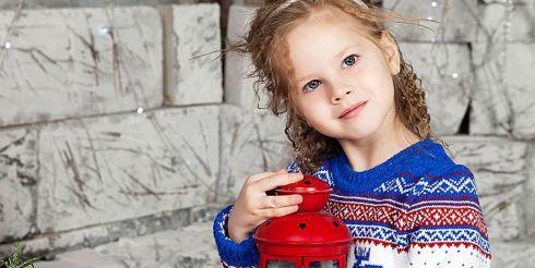 Незабываемые эмоции от детской фотосессии
