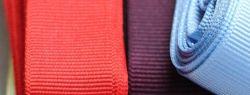 Ленты тканые, вязаные, плетеные