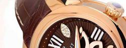 """Золотые часы из салона швейцарских оригиналов """"Шатель"""""""
