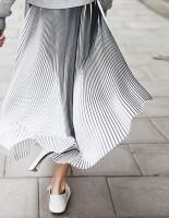 Красивые модные женские юбки
