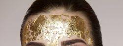 Маски с золотом — роскошь для вашего лица