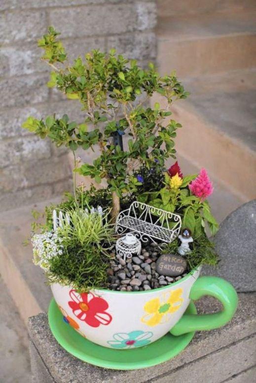 Чайные сады