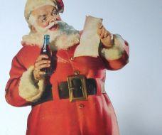 Coca Cola создала Санта-Клауса