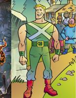 Комиксы и строительные материалы: как рисованные герои отражают взгляд на строительные материалы?