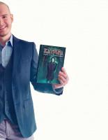 В Германии диплом финалиста конкурса «Лучшая книга года» вручен Алексею Кондратенко