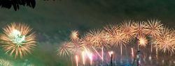 2011 Новый год за границей