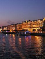 Лучшее время для путешествий в Петербург.