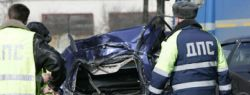 В Минске на проспекте Независимости столкнулись шесть машин