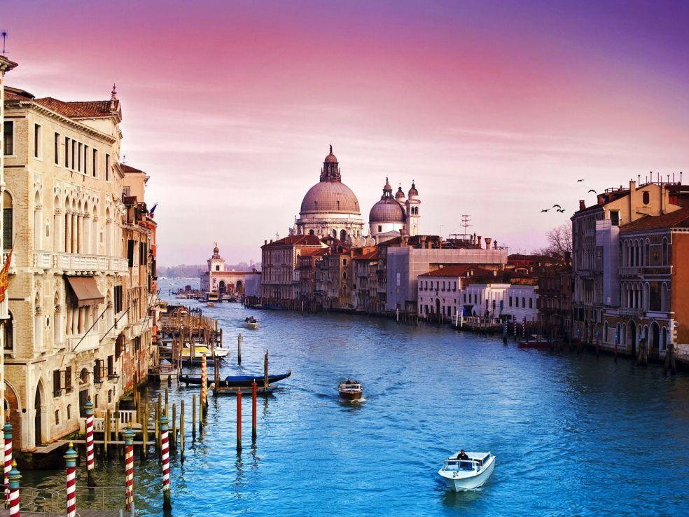 Рим, Венеция, Флоренция…