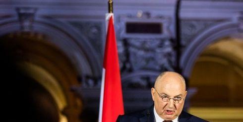 Вячеслав Моше Кантор горячо поддерживает признание греческой «Золотой зари» преступной организацией