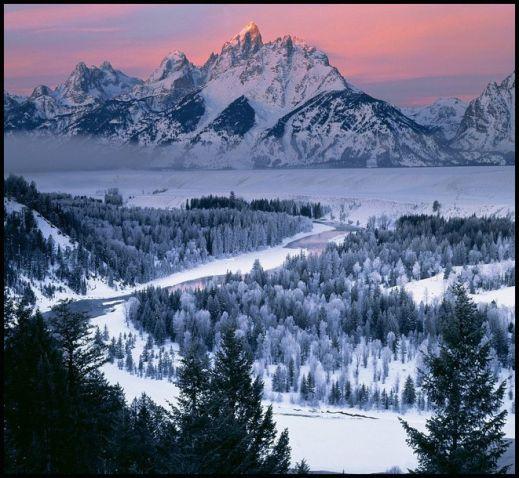 Волшебная зима