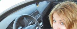 Несколько советов для леди за рулем