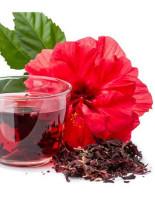 Чай каркаде: свойства и противопоказания