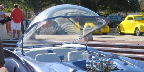 Единственный экземпляр Ford «Beatnik» уйдет с молотка