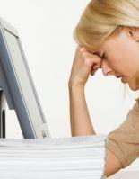 Даже умеренный стресс может довести до инвалидности