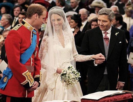 Фото со свадьбы Кейт и Уильяма