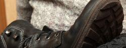Что делать, если обувь подвела?