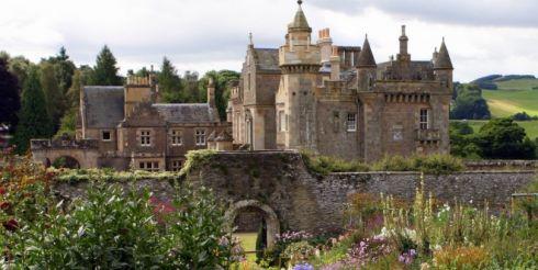 Шотландия страна контрастов