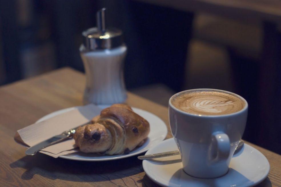 Кофе в Бате