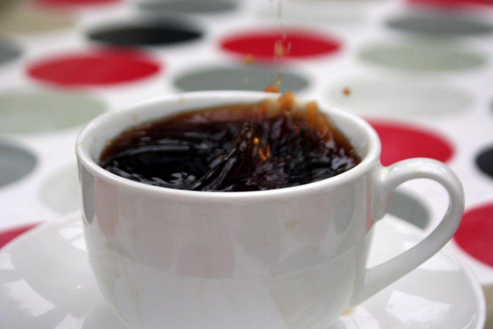 Кофе в Макмиллане