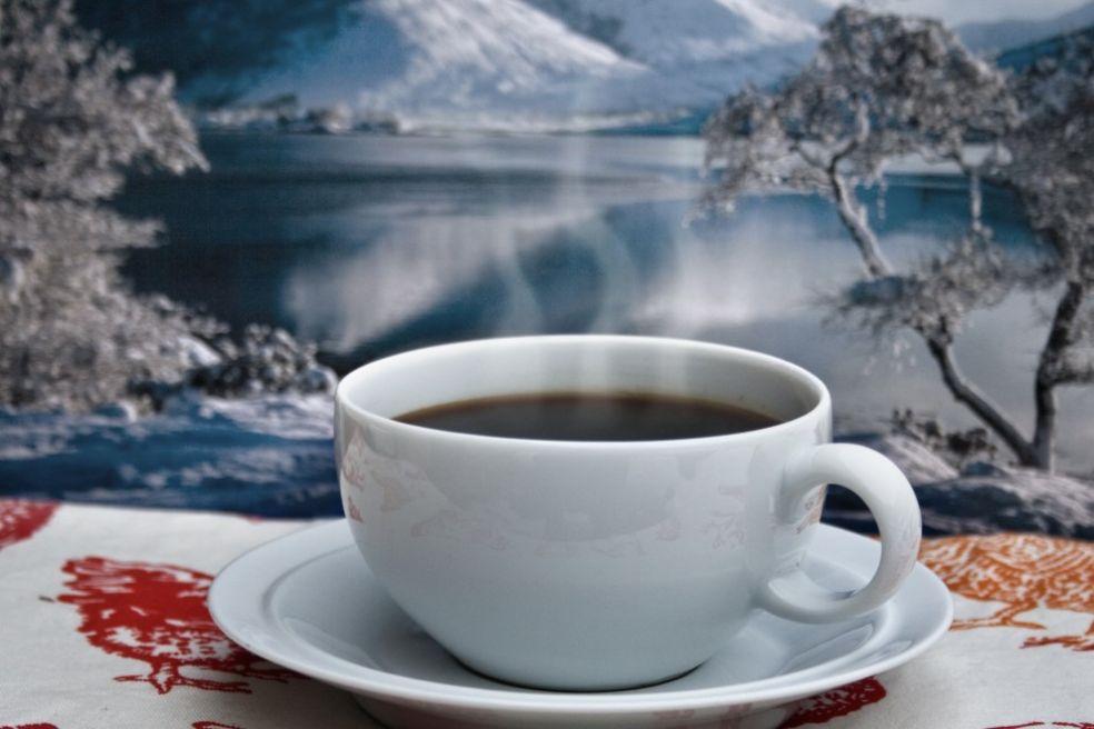 Кофе в Шотландии