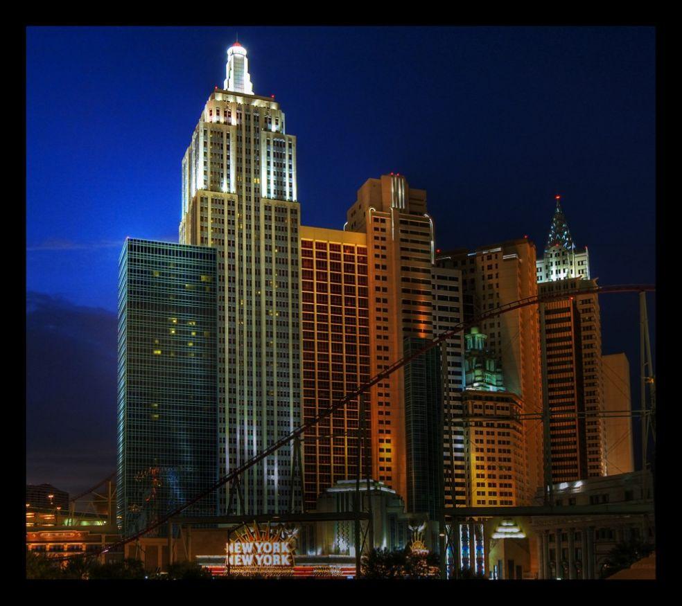 Манхэттен Экспрес в Лас-Вегасе