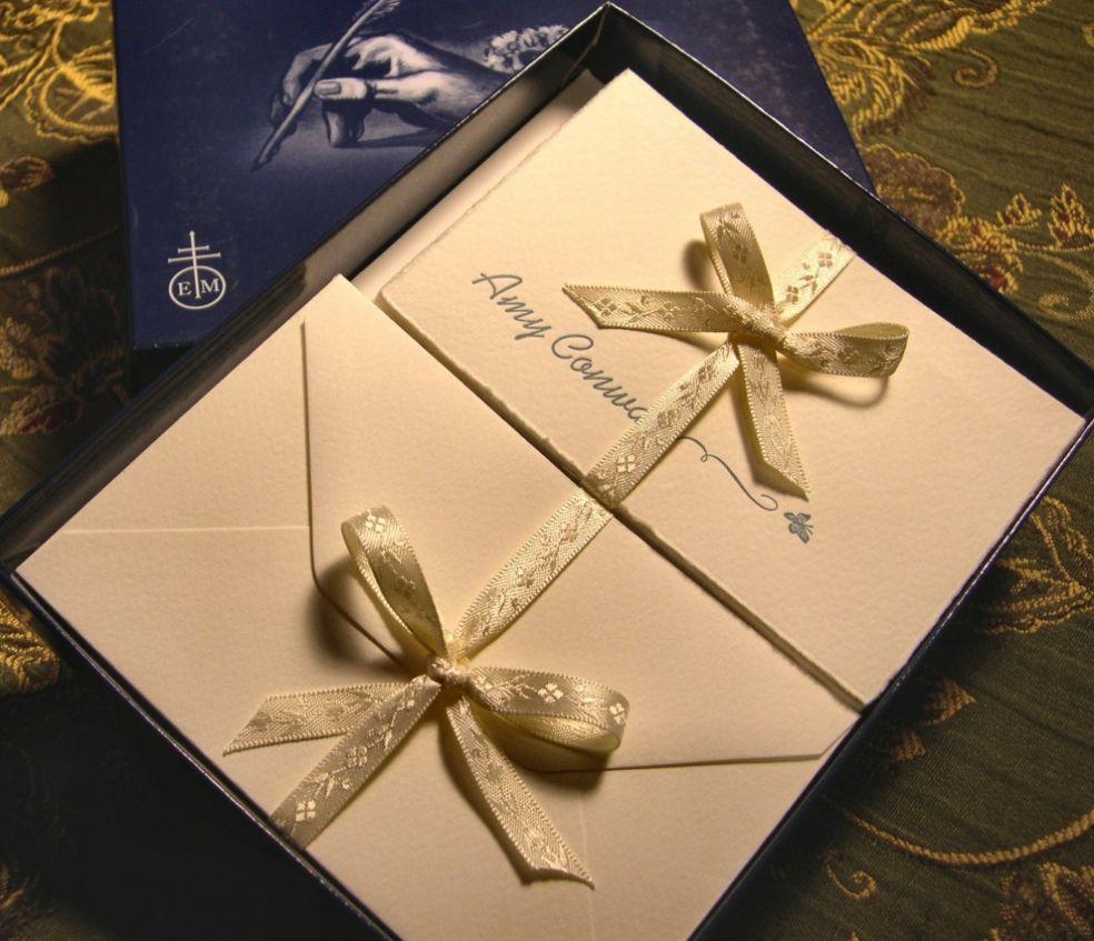 Подарочный набор для писем