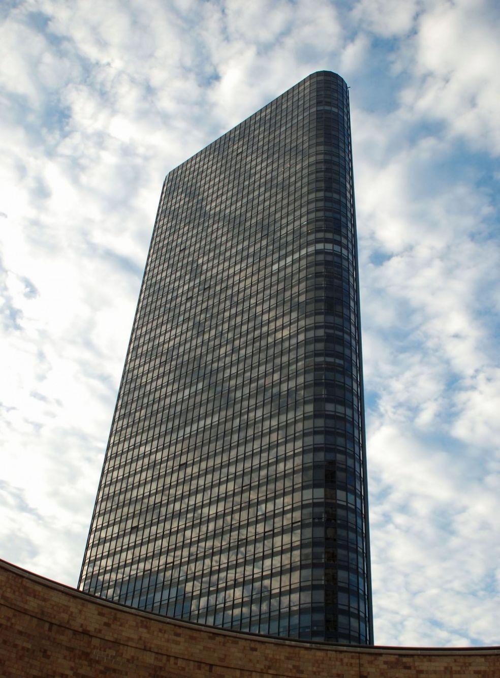 Башня Аквалина в Аргентине