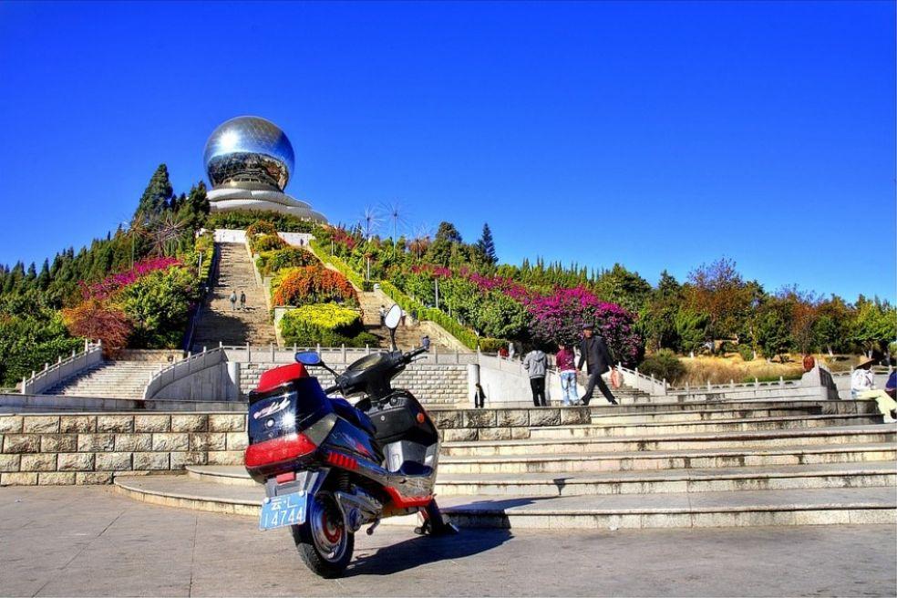 Город Дали, провинция Юньнань