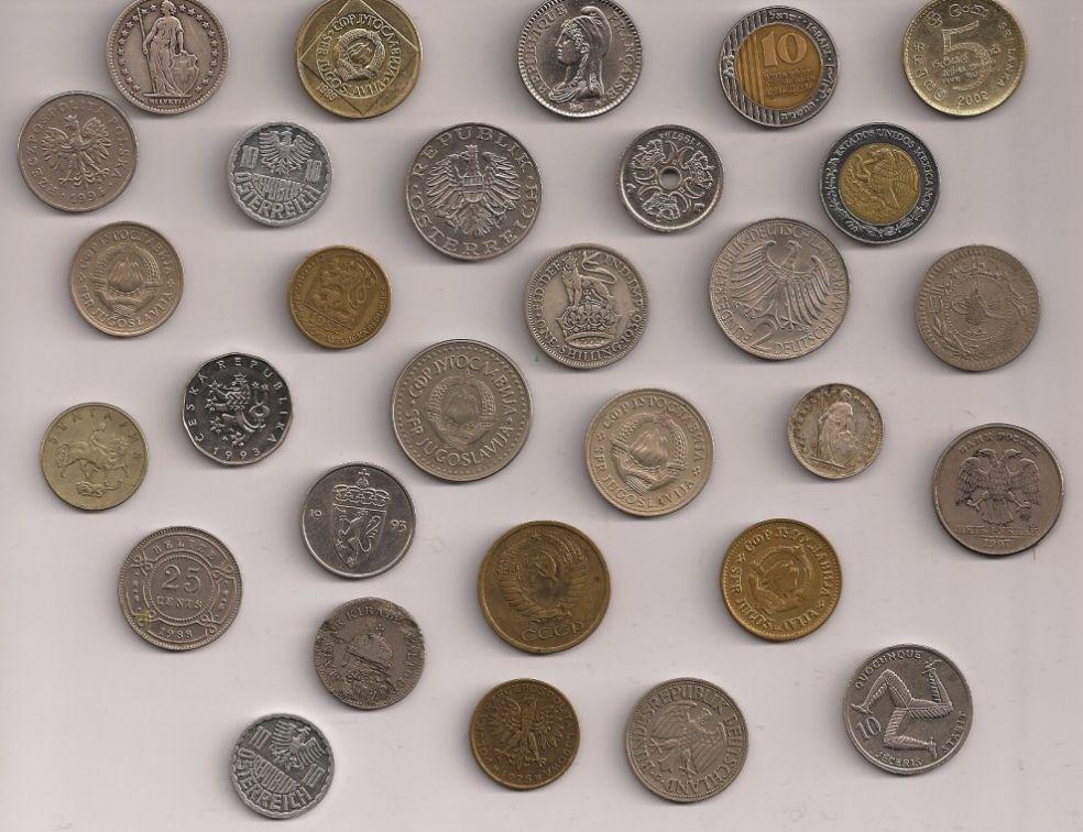 Семейная коллекция монет