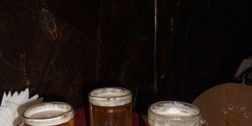 Готовим сухарики к пиву