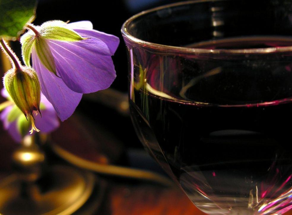 Красное вино в Тюрингии