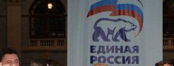 Медведев сдает пост президента Путину. Путин пост принимает
