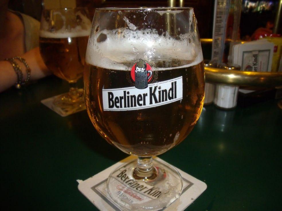 Пиво из Берлина