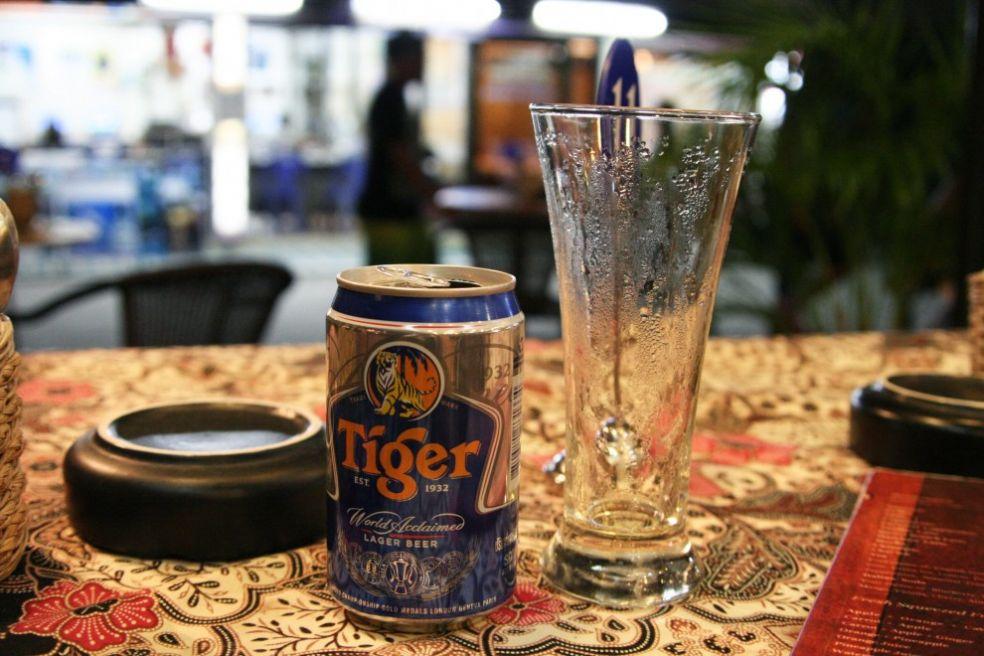 Пиво из Таиланда