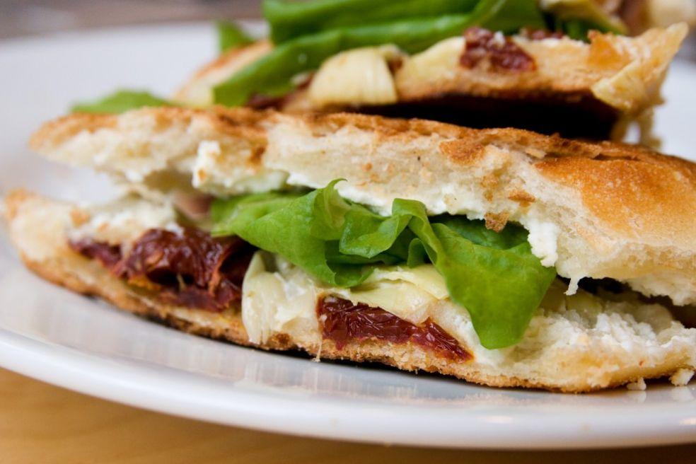 Бутерброд по-сэндвичски