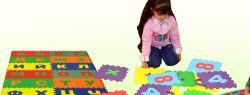 Чтобы ребенок развивался, ему должно хватать игрушек!.