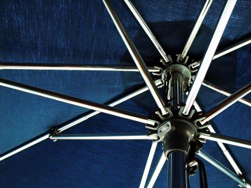 Зонтик: взгляд изнутри
